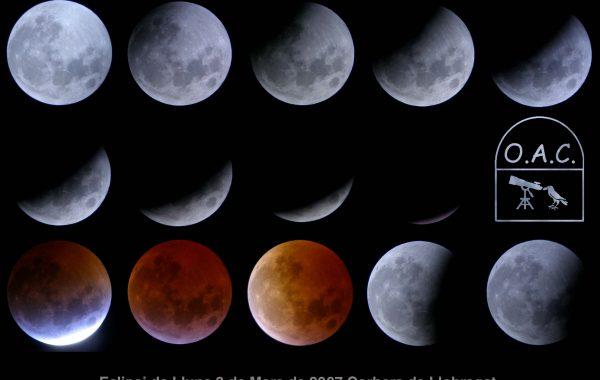 Eclipse Lluna