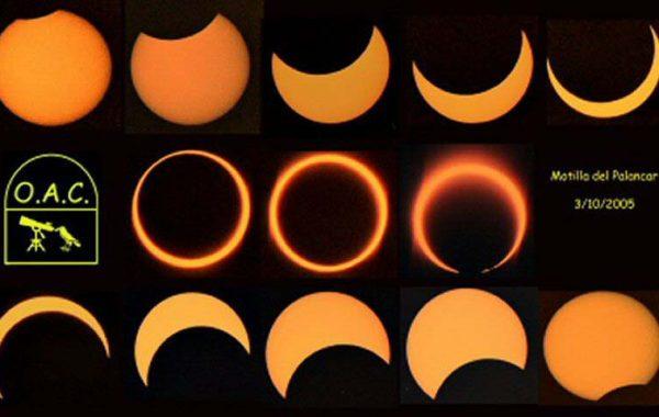 Eclipsi Sol 2005