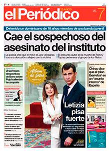 El Peródico 07/11/2003
