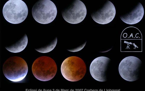 Eclipsi Lluna 2007