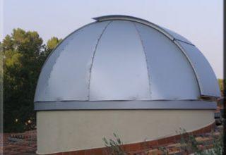 Nova cúpula alumini
